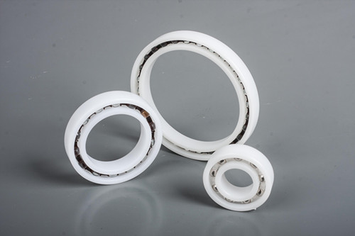 Customized Plastic Ball Bearing POMPA Bearing