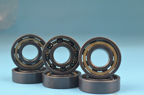 Full ceramic silicon nitride ball bearing