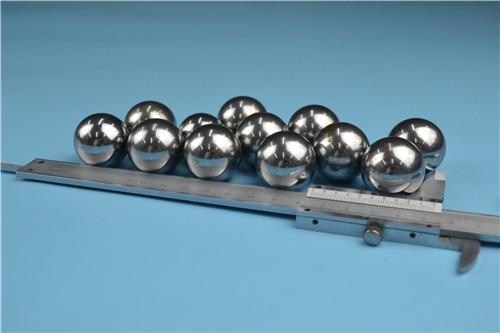 steel balls manufacturing