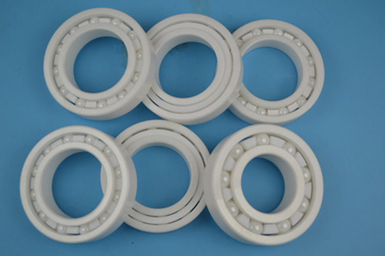 High Performanced ceramic zro2 radial ball bearing