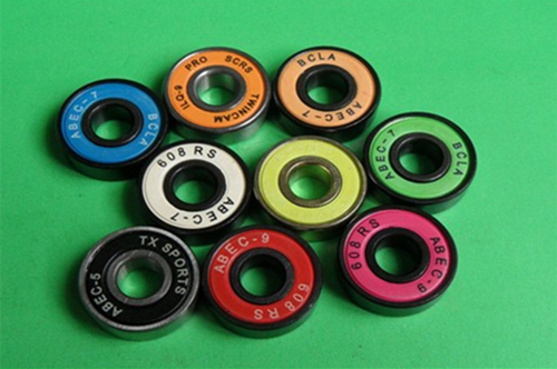 High speed 608RS 608ZZ 608 bearing for Skateboard Scooter