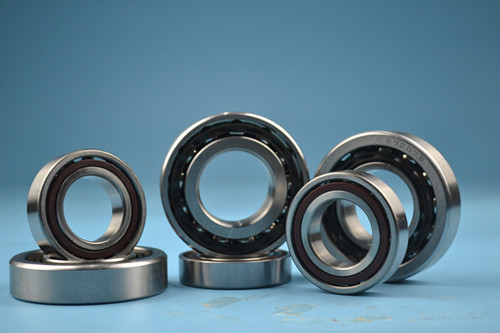 steel outer ring si3n4 ball hybrid ceramic bearing