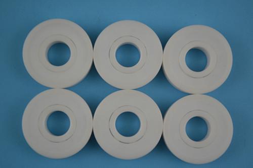 longboard skateboard full ceramic zro2 bearing 608 2rs c3 bearing 8*22*7
