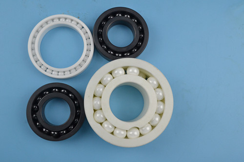 Full Compliment Ceramic ball bearings