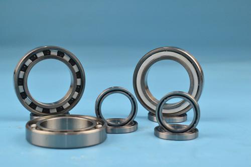 hybrid ceramic bearing