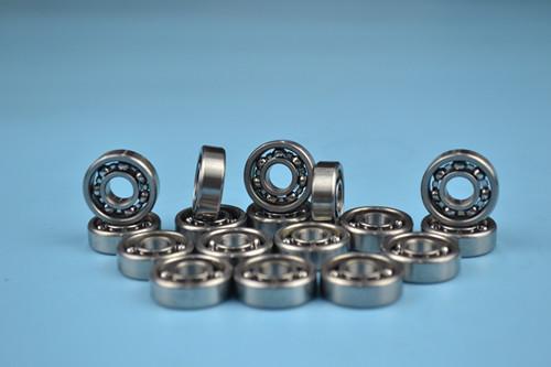 miniature deep groove ball bearing